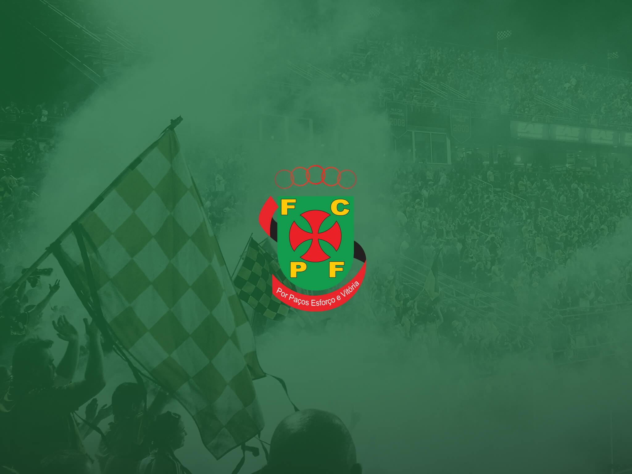 Paços De Ferreira: Futebol Clube Paços De Ferreira By BULLSEYE